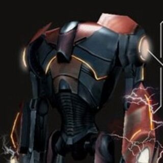 8311's second form, which would become the basis for the grapple droid