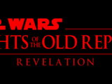 Star Wars: Knights of the Old Republic: Revelation