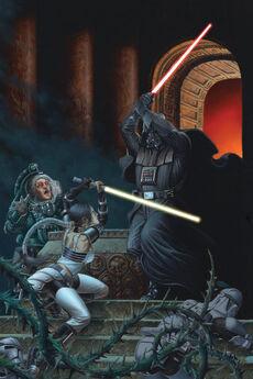 Darth VaderVsCelesteMorne