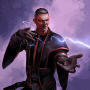 Mordius Force lightning
