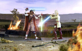 Idnumgrievous duel