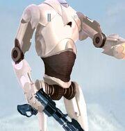 Snow Droid Diado