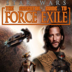 Current <i>Essential Guide to Force Exile</i> cover by Solus, July 2011