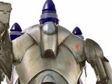 Jump droid