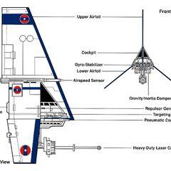 T-16 schematics, showing a CSEAAC/CNAS Skyhopper