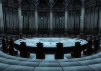RAIF council room