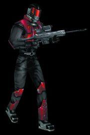 BlackHandSniper