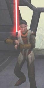 Rosh Penin Dark Jedi