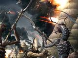 Celestial-Rakata War