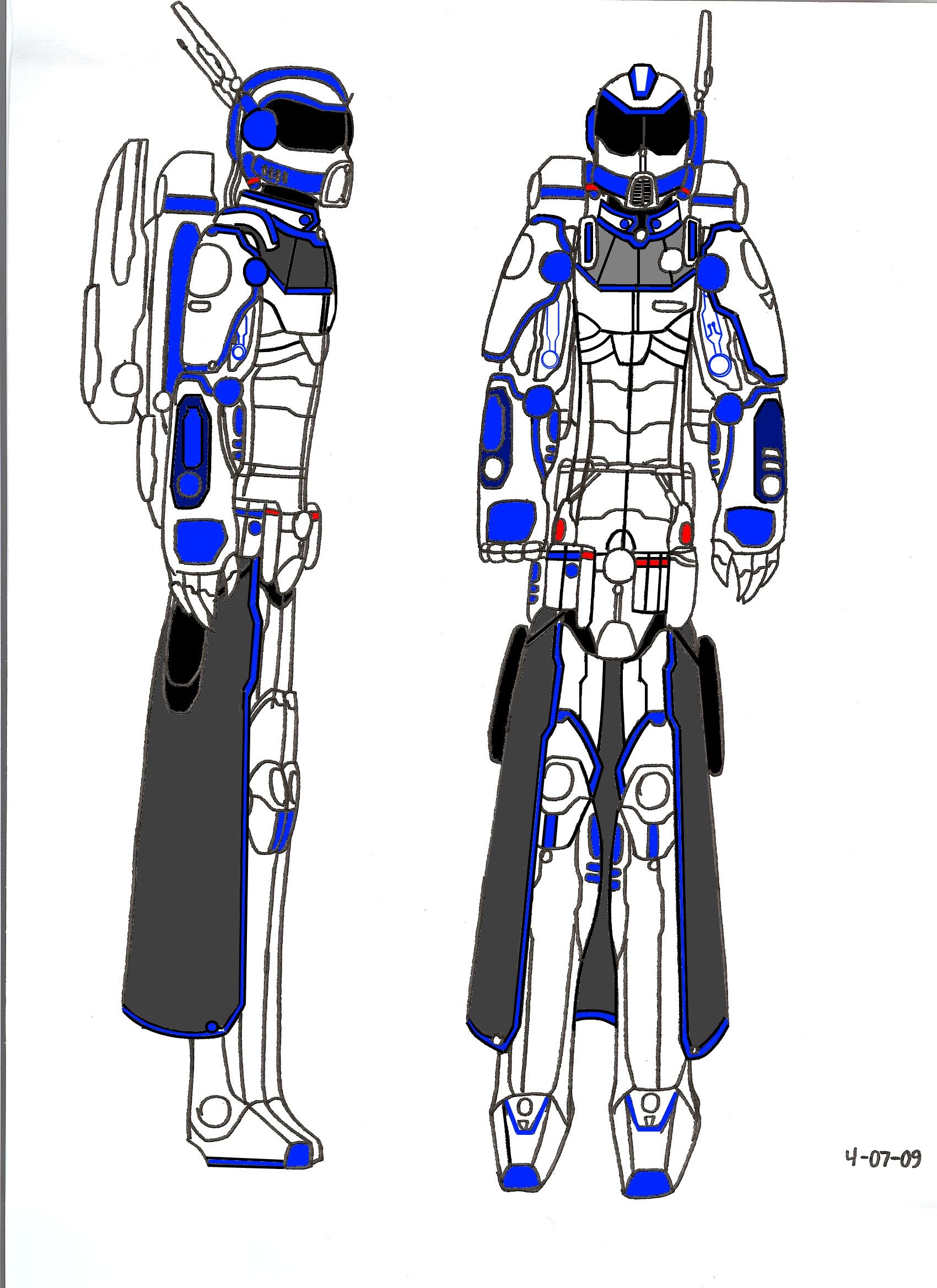 phase iv clone trooper armor star wars fanon fandom powered by wikia