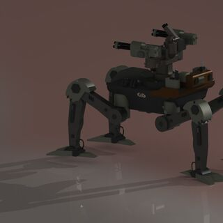 Reaper-AA droid, May 2012