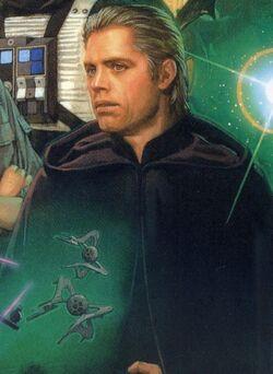 Luke Skywalker Vong Wars