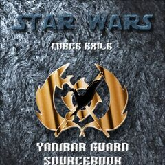 Current <i>Yanibar Guard Sourcebook</i> cover by Solus, October 2008