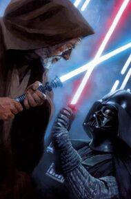 Оби-Ван Кеноби против Дарта Вейдера