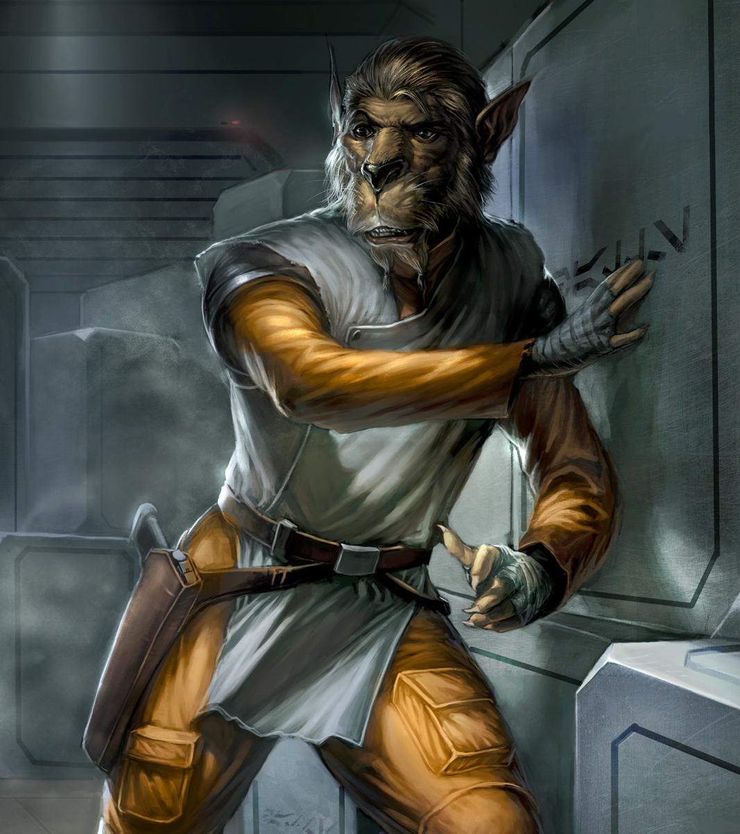 Strove Vangasa (Bothan smuggler) | Star Wars Fanon | FANDOM powered