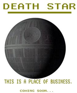 Death Star promo