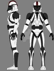 115th Battalion clone trooper
