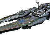 Sunstreak-class battle carrier