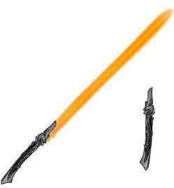 Orange Sith Lightsaber