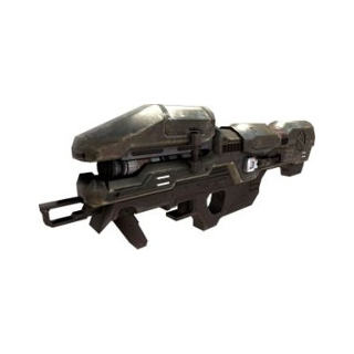 Gemini Laser/Anti-Armor Gun