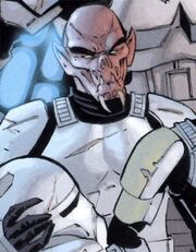 Bi'Skar stormtrooper disguise