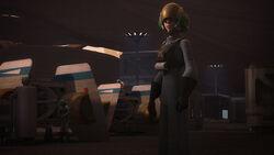 Rebel base discovered