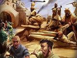 Dune Sea War