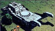 Imperial ground-skimmer