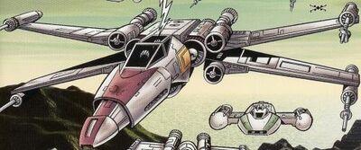 X-wing Tandem