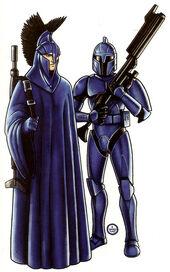 Senate Commando and Guard