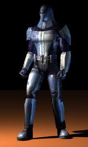 Duncan neo-crusader armor