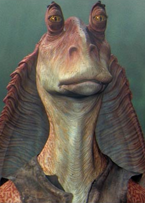 Jar Jar Binks Rots Star Wars Fanon Fandom Powered By Wikia