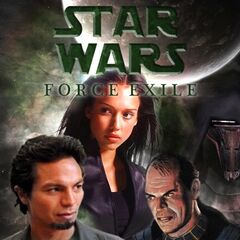 Current <i>Force Exile III</i> cover by Solus, January 2009