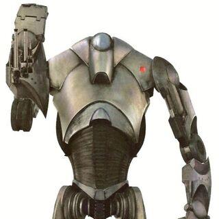 8311's original super battle droid form