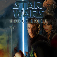 Current <i>Force Exile I</i> cover by Solus, March 2009