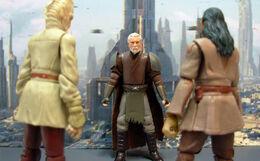 Jedi triumvirate