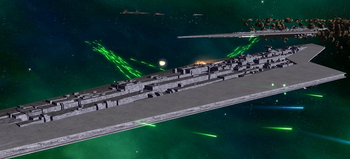 Two Dreadnoughts