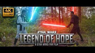 Legend Of Hope A Star Wars Fan - Film (4K)