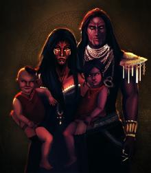 Kallig family