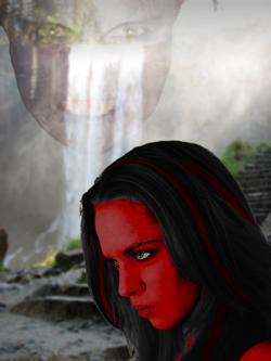 Rin Misty Falls