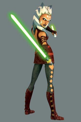 Ahsoka Tano (Powerstaark) | Star Wars Fanon | FANDOM powered