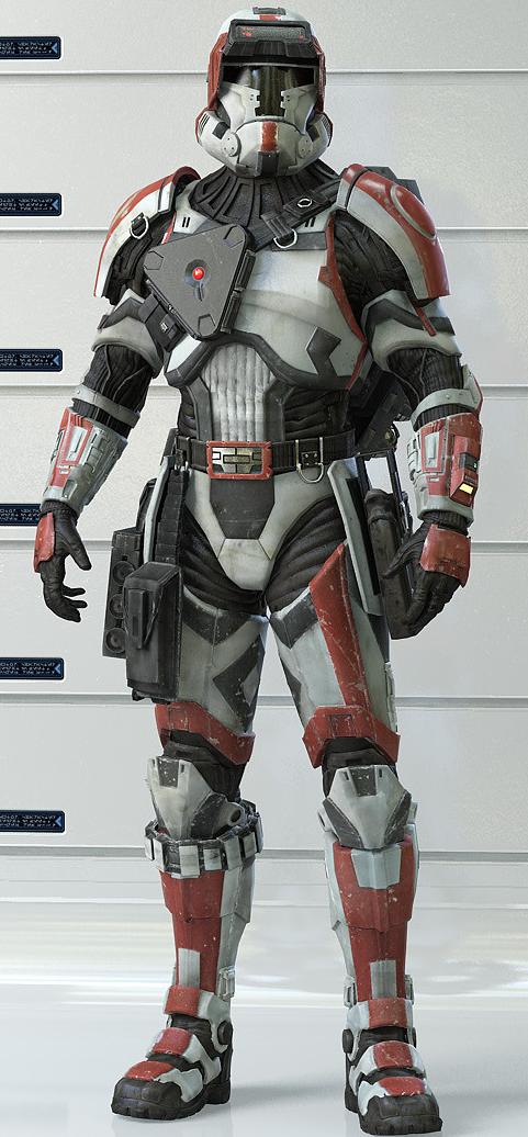 Td 135 Havoc Commando Armor Star Wars Fanon Fandom Powered By Wikia
