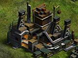 Yavian metal refinery