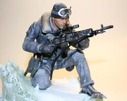Army Special Forces Operator on Rhen Var