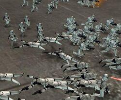 Troops Bakura