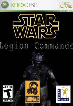 Legion Commando cover