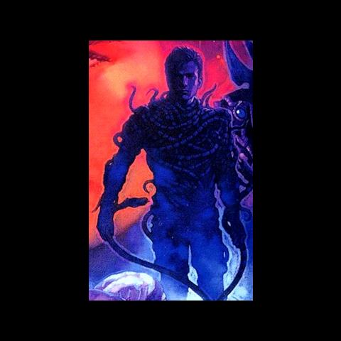 Caedus, the Warrior Prodigy.