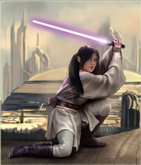 Lady Jedi Knight