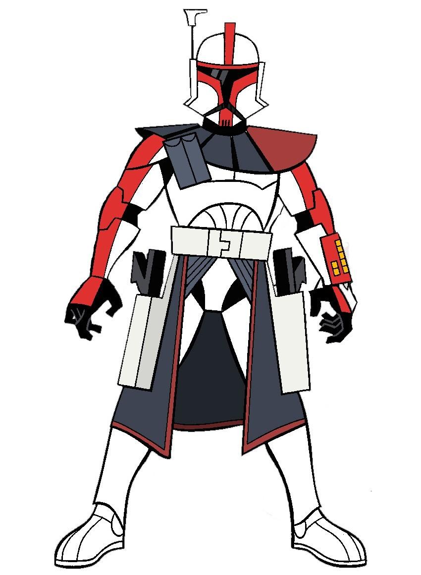 Alpha 77 Captain Fordo Star Wars Fanon Fandom