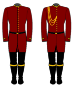 RSC Dress Officer